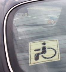Discounts for disabled Persons