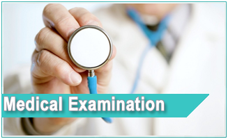 Medical examination for drivers
